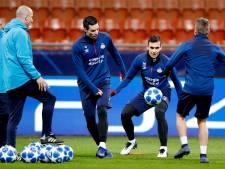 PSV vindt besloten trainingen nodig om aan speelwijze te werken: 'Medialandschap is veranderd'