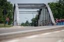 Joe's Bridge in Lommel. Alle 3000 voertuigen en 50.000 soldaten die meewerkten aan het grondoffensief zijn hier langsgetrokken.
