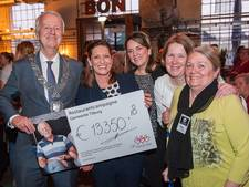 EET met je hart restaurantcampagne brengt ruim 13.000 euro op in Tilburg