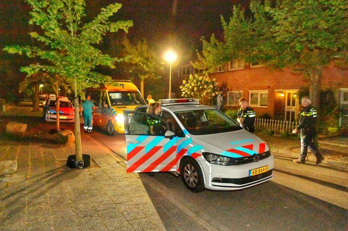 Steekincident in de Vogelkersstraat in Valkenswaard.