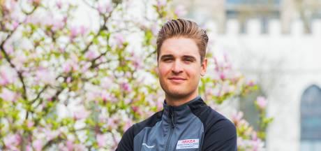 Wielrenner Welten werd prof bij een Franse ploeg: 'Het is echt een sprong in het diepe geweest'