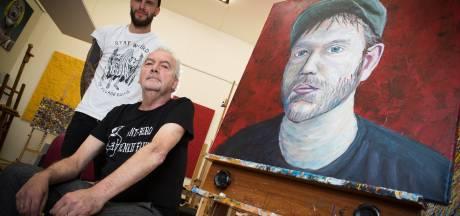 Eerbetoon voor vroeg overleden  multimedia-kunstenaar Bram uit Raalte