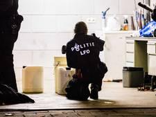 Politie onderzoekt mogelijk drugslab Schiedam