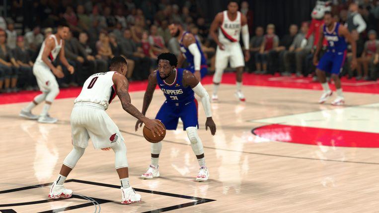 Voor het merendeel is 'NBA 2K21' gewoon de jaarlijkse incrementele verbetering: iets mooier, iets preciezer voor ware fans van de games. Maar voor nieuwe spelers werd er een langer voortraject ingebouwd, zodat ze meer tijd hebben om de complexe besturing onder de knie te krijgen.