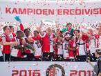 Kuyt en Feyenoord schrijven historie