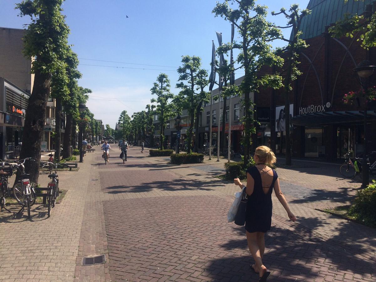 De gemeente en de Stichting Uden Promotie ruziën al jaren over de promotie van het winkelcentrum.