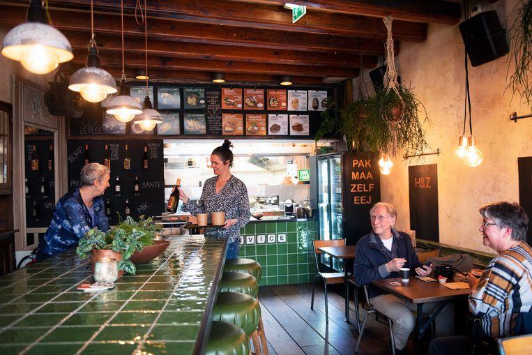 Restaurant Hard & Ziel in Middelburg Beeld Els Zweerink
