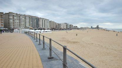 Politie geconfronteerd met dieven aan het strand