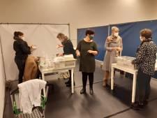 Da Vinci College stoomt 'GGD-prikteam' klaar in Dordrecht