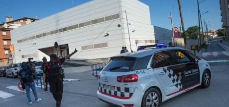 Politie Barcelona schiet aanvaller dood na aanval op agenten
