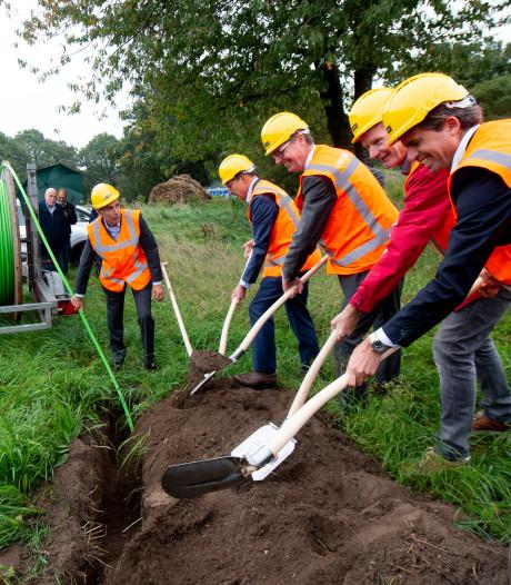 Snel internet voor platteland rond Apeldoorn, maar dorpen moeten wachten