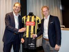 Swoop hoofdsponsor van Vitesse