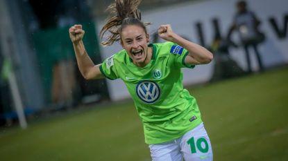 Wolfsburg biedt Tessa Wullaert contractverlenging aan