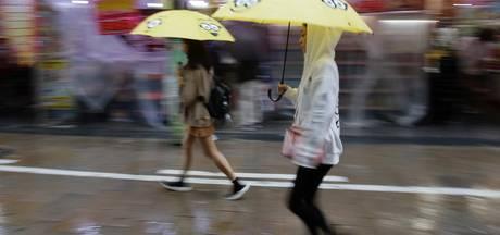 Tienduizenden Japanners geadviseerd te evacueren voor Tyfoon