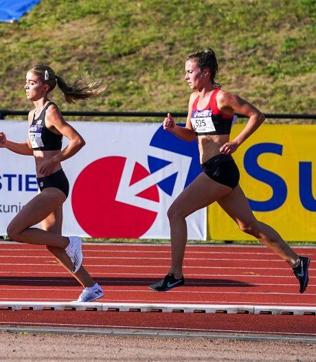 Atlete Marijke de Visser over NK-zilver: 'Finishen voelde nog nooit zo goed'