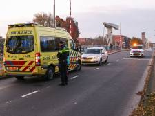 Jongetje gewond na aanrijding met auto op Nagelerbrug in Emmeloord