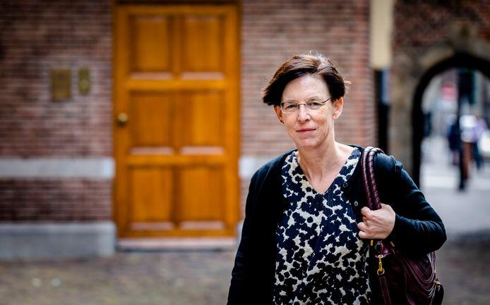 Laura van Geest van AFM