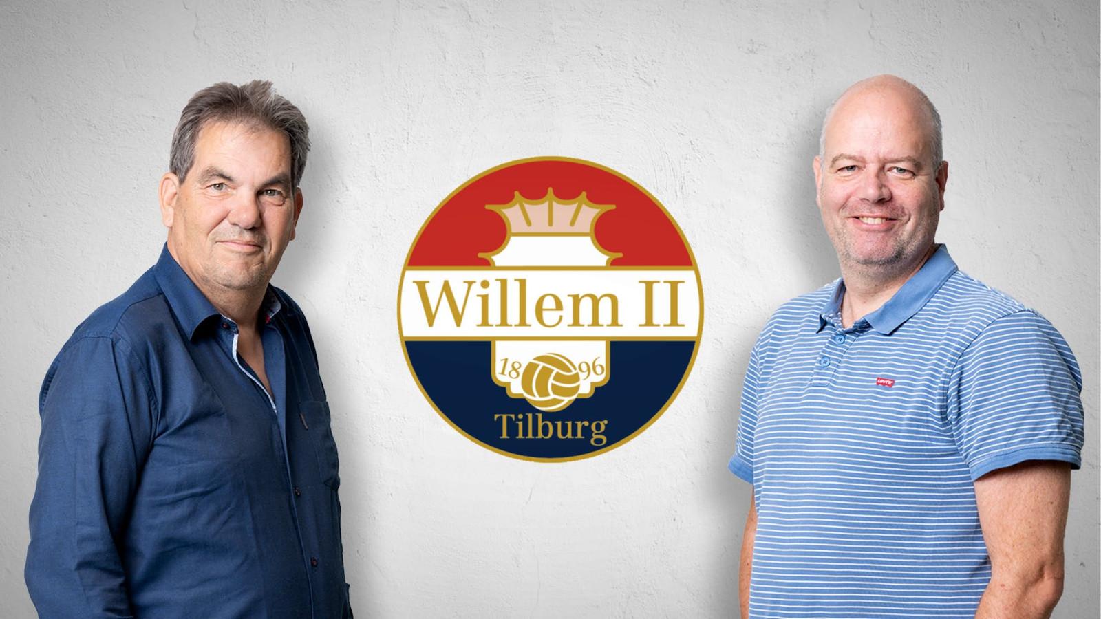Wilber Hack en Max van der Put