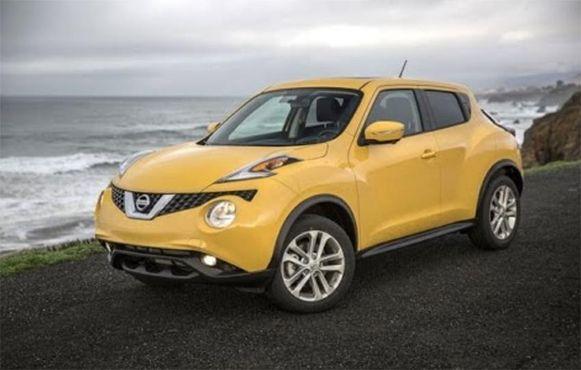 De nieuwe Nissan Juke