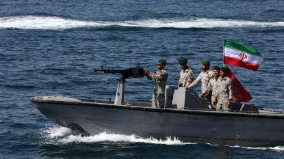 VS beschuldigen Iran van lastigvallen Amerikaanse schepen