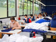 Helmondse bedrijfskleding uit Noord-Macedonië: Lavans sluit samenwerking met lokaal naaiatelier