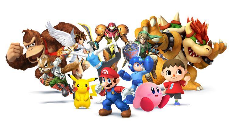Sora Games/Namco Bandai/Nintendo Beeld Sora Games/Namco Bandai/Nintendo