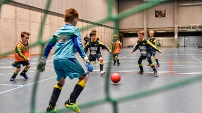Tweede indoortoernooi Jong Sint-Gillis is groot succes