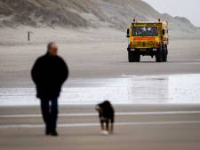 Zoektocht Urker viskotter: vanochtend op het strand niets aangetroffen