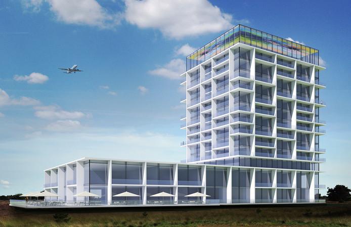 Impressie van het nieuwe Van der Valk-hotel in Best