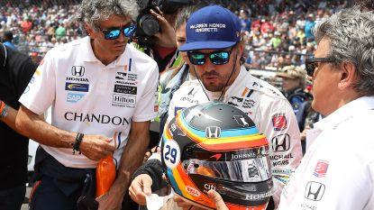 Fernando Alonso rijdt ook volgend jaar Indy 500