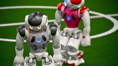 Nederland verlengt wereldtitel robotvoetbal