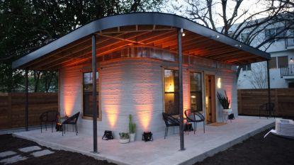 Vergeet baksteen: download en bouw je huis in minder dan 24 uur dankzij deze 3D-printer