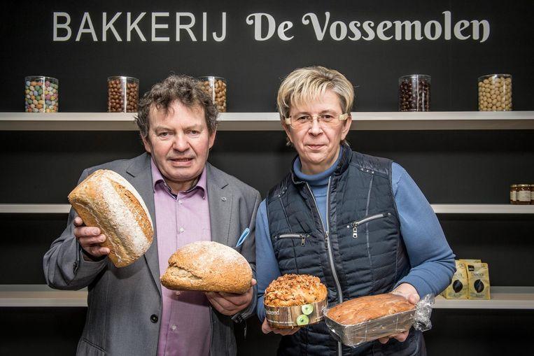 Jean-Paul Vinckier en Marleen Swaenepoel.