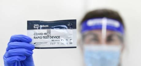 Commerciële teststraat nummer drie in Dordrecht: organisatie belooft uitslag binnen uur