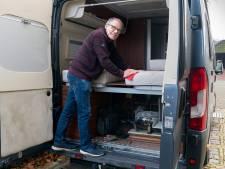 In de camper van Schijndelaar Bert zaten twee verstopte vluchtelingen: 'Ik denk nog steeds aan ze'