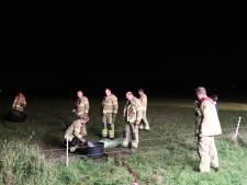 Brandweer schiet dorstige schapen te hulp in Brummen