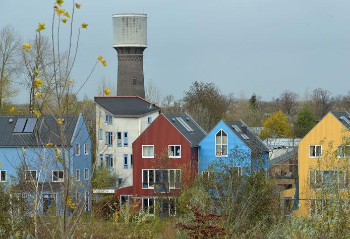 De watertoren in Culemborg.