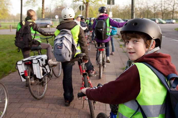 Het charter zal in de mate van het mogelijke ook schoolroutes veiliger maken in de toekomst.