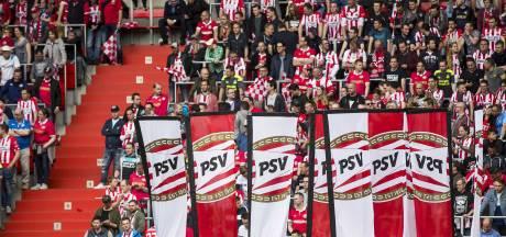 Twitterende PSV-supporters bouwen feestje in Helmond