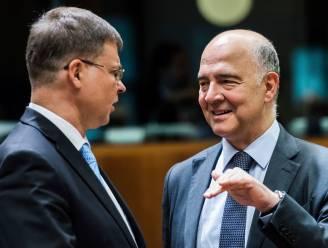 Europese Commissie wil Griekenland van strafbankje halen