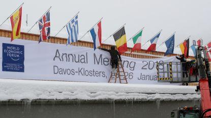 Trump toch op weg naar  verketterd 'feestje' in Davos