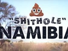 'Shithole country' Namibië zet Trump te kakken met promovideo