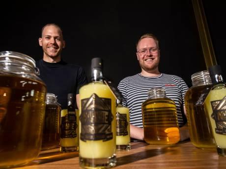 Voormalige Nettenfabriek in Apeldoorn blijkt 'ultieme plek' voor het maken van limoncello