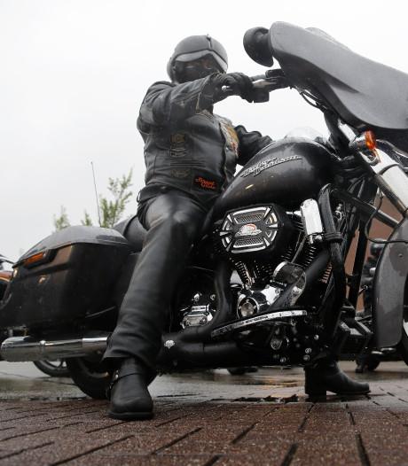 Vier motoren gestolen in Gorinchem