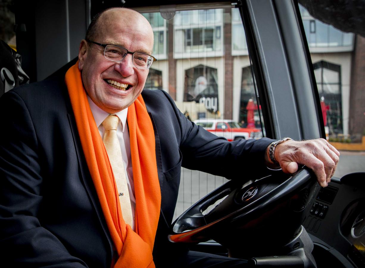Oud-staatssecretaris Fred Teeven