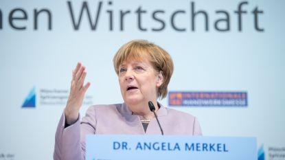 """Merkel: """"Nederland krijgt mijn steun, vergelijkingen met nazi's zijn volkomen misplaatst"""""""