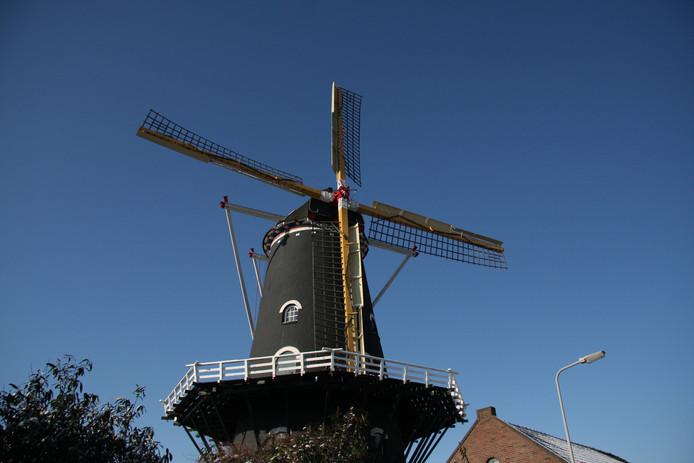 Molen De Kroon in Klarendal in Arnhem