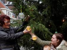 Joris' Kerstboom hangt in Leerdam na één weekend al vol met emoties