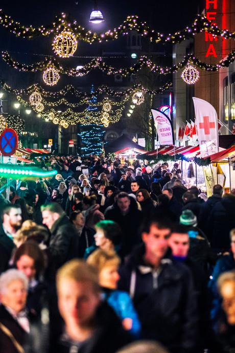 Is de Dordtse kerstmarkt echt de grootste van Nederland?