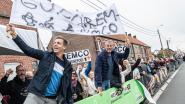 """""""Go! Go! Remco"""": Gert Verhulst en James Cooke moedigen Evenepoel aan op 75ste Herfstcriterium"""